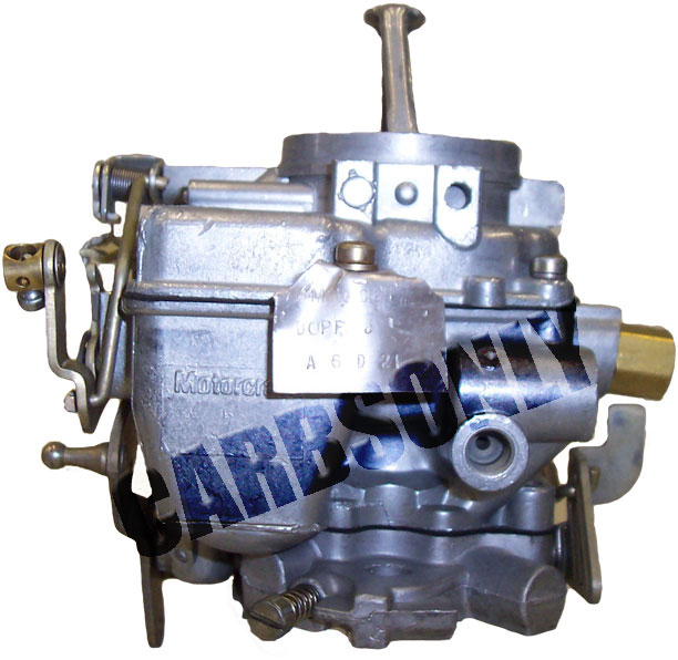 Holley Model 1940 Carburetor http://www.carbsonly.com/industrial%20and%20Zanith%20carburetors/holley1blindustrialford.htm