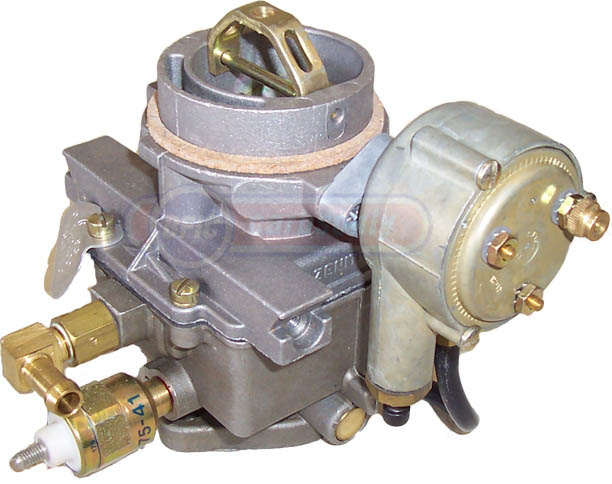 Zenith carburetor Model 33 Click to enlarge