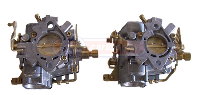 Holley Model 1940 Carburetor http://www.carbsonly.com/Graphics/Big%20Picks/holley1940industrial.htm
