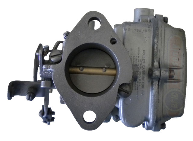 Holley Carburetor model 1904 base side