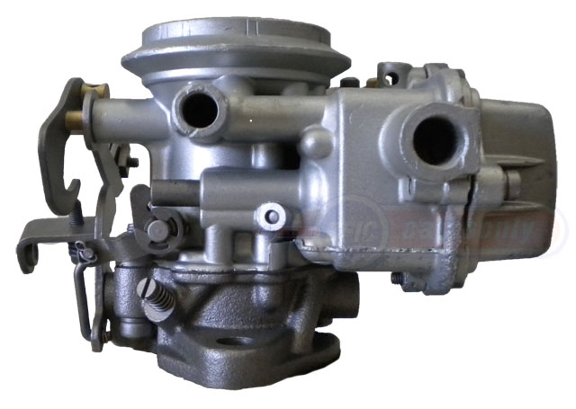 Holley Model 1940 Carburetor http://www.carbsonly.com/industrial%20and%20Zanith%20carburetors/industrialcarbpictures.htm