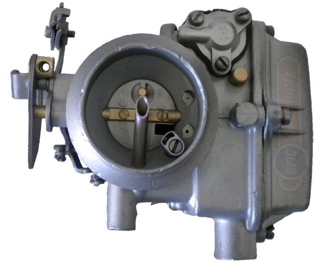 Holley Carburetor Model 1904 Top