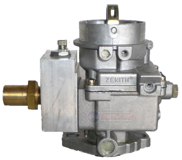 Zenith Carburetor Meodel 33LPG click to enlarge
