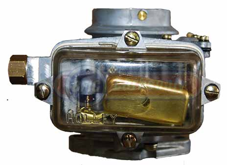Glass bowl carburetor