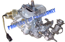 Carburetor Holley 2Bl Gov Clik to enlarge