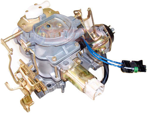 Carter carburetor BBD CJ7 258 eng click to enlarge