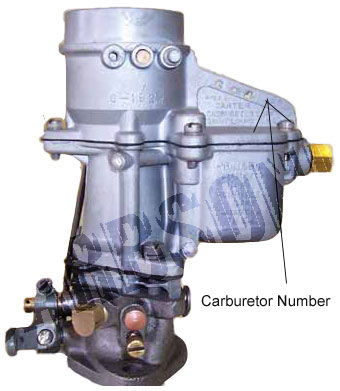 Carter Blindustrial on Zenith Industrial Carburetor