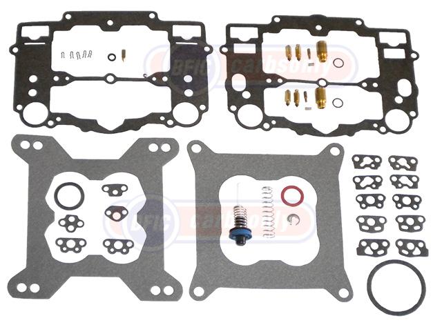 Carter AFB Carburetor kit Edelbrock and Marine carburetor kit