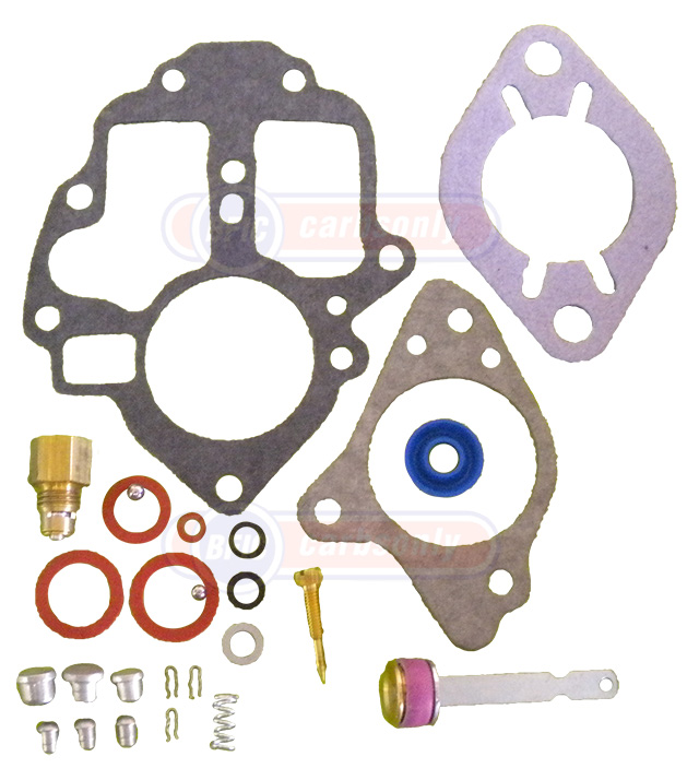 Carter BB industrial Carburetor Kit Click to enlarge