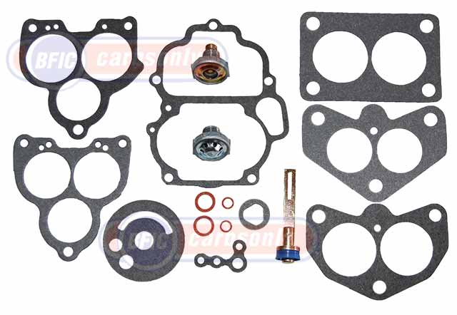 Holley carburetor Kit 3bolt mount model 94 click to enlarge