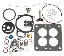 Holley carburetor kit model 4000 or T-pot  cliclk to enlarge