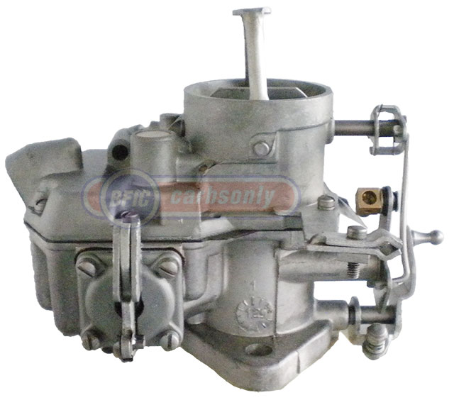 Motorcraft carburertor model 1100 hand choke click to enlarge
