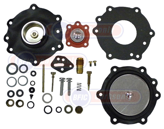 Zenith carburetor kit LPG click to enlarge