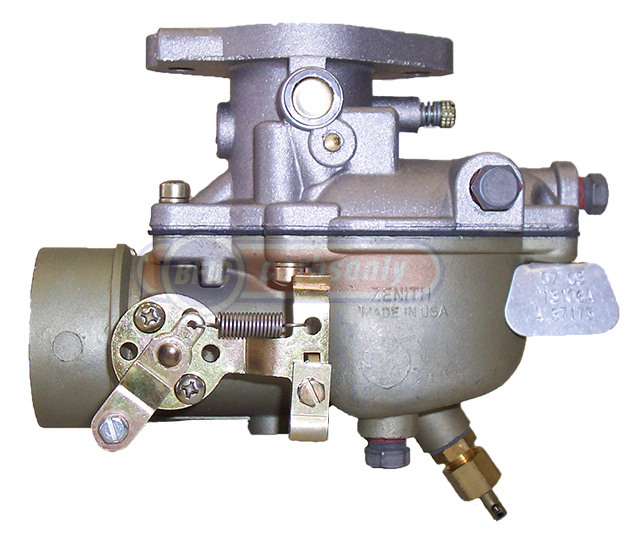 Zenith Model 267 carburetor click to enlarge