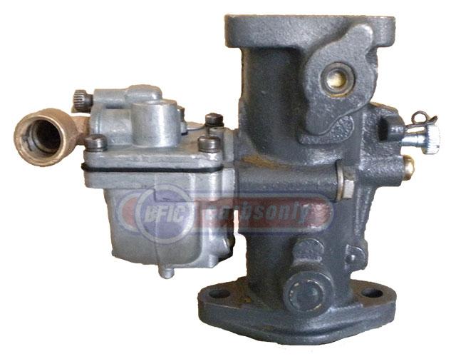 Zenith carburetor model TU4C