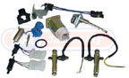 Solenoid MCS TPS and more electronic parts for carburetors