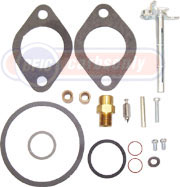 International Harvester up draft model H & HV and 4 series gasket kit Click to enlarge