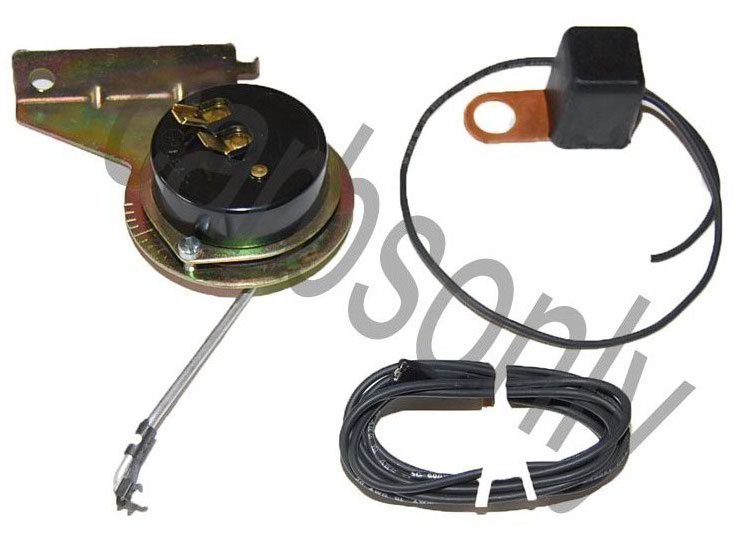 Super Choke Thermostat 1232 Click To enlarge