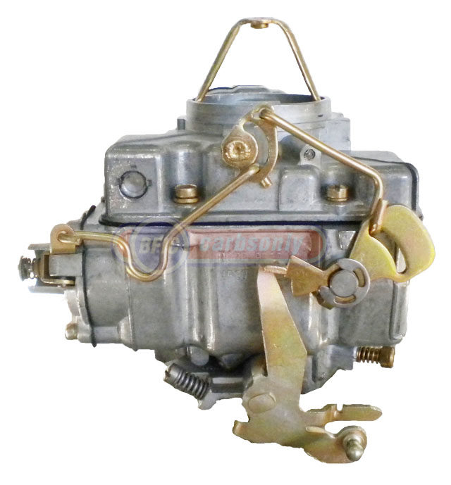 Holley model 1940 carburetor