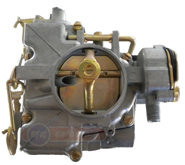 Holley Model 1940 Carburetor http://www.carbsonly.com/Graphics/Big%20Picks/holleycarburetormodel1940withautochoke.html